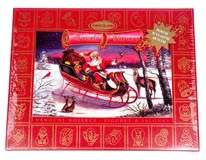 Kolekce červená Santa (duté ml.figur.+salon.kakao pol.) 400g