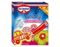 Dr.Oetker Decor Tubičky zdobící 5x76g