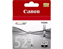 Cartridge Canon CLI-521 černá 1ks