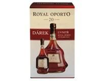 Porto Royal Oporto 20yo 1x750ml + 10yo 1x200ml