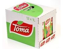 Toma Jahodový nektar 35% 12x1L