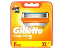 Gillette Fusion Manual náhradní hlavice 1x8ks