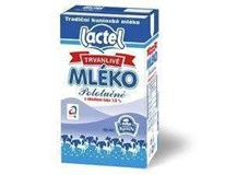 Kunín Lactel Mléko polotučné 1,5% trvanlivé chlaz. 12x1L