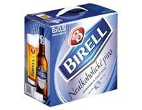 Birell Světlý nealkoholické pivo 8x500ml vratná láhev