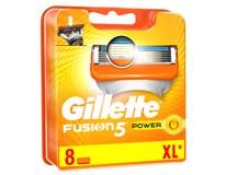 Gillette Fusion Power náhradní hlavice 1x8ks