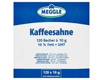 Meggle Smetana do kávy chlaz. 120x10g