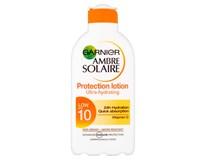 Garnier Ambre Solaire Opalovací mléko OF10 1x200ml