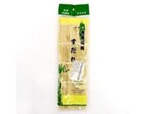Bambusová rohožka na suši 24x24cm