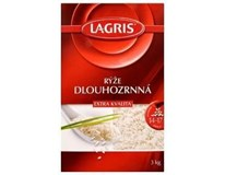 Lagris Rýže dlouhozrnná extra kvalita 1x3kg
