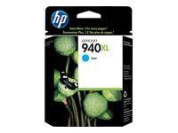 Cartridge HP 940XL cyan 1ks