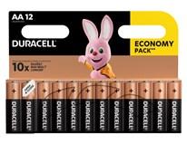 Baterie Duracell Basic 1500 AA 12ks