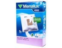 Sáčky do vysavače Menalux 4000 s filtrem AFK 5+1ks