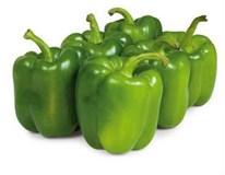 Paprika zelená 80 I. čerstvá 1x5kg karton
