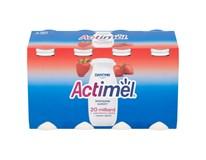 Danone Actimel jogurtové mléko jahodové chlaz. 3x(8x100g)