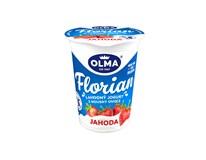 Olma Florian jogurt 2,3% jahodový chlaz. 20x150g