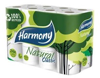 Harmasan Classic Eco Toaletní papír 2-vrstvý 19m 1x24ks