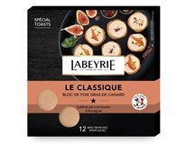 Labeyrie Kachní foie gras 12 mini pl. chlaz. 1x90g