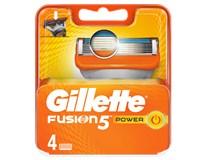 Gillette Fusion Power náhradní hlavice 1x4ks