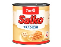 Tatra Salko mléko zahuštěné slazené 8% chlaz. 6x1kg