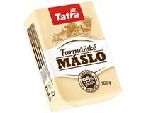 Tatra Farmářské máslo 84% chlaz. 50x200g