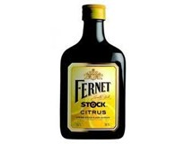 Fernet Stock Citrus likér 27% 14x200ml
