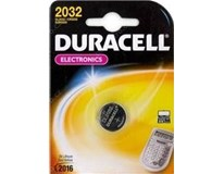 Baterie Duracell Basic DL 2032 1ks