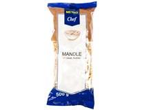 Metro Chef Mandle jádra 1-1,2 plátky 1x500g