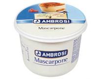 Ambrosi Mascarpone sýr chlaz. 1x500g