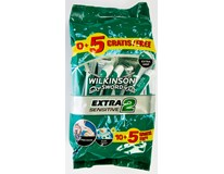 Wilkinson Extra2 Sensitive holicí strojek pán. 1x10+5ks