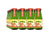 Pfanner Jablko 100% džus 24x200ml nevratná láhev