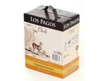 Los Pagos Chardonnay 1x3L BiB