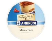 Ambrosi sýr Mascarpone chlaz. 1x250g