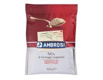Ambrosi Sýry tvrdé strouhané mix chlaz. 1x100g
