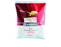 Ambrosi Sýry tvrdé strouhané mix chlaz. 1x500g