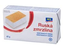 ARO Ruská zmrzlina smetanová mraž. 10x180ml