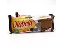 Diabeta Sušenky polomáčené kakaové 3x90g