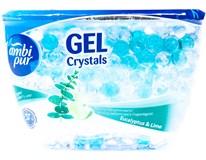 Ambi Pur gel Crystals Eucalypt&Limetka 1x150g