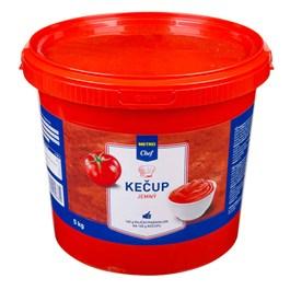Metro Chef Kečup jemný 1x5kg