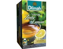 Dilmah Zesty Čaj ovocný lemon 1x30g