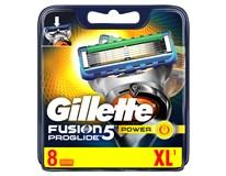 Gillette Fusion Proglide Power náhradní hlavice 1x8ks