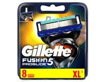 Gillette Fusion Proglide Manual náhradní hlavice 1x8ks