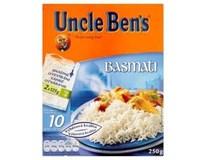 Uncle Ben's rýže Basmati varné sáčky 1x250g