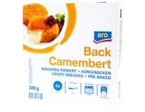 ARO Camembert předsmažený chlaz. 4x75g