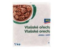 ARO Vlašské ořechy jádra 1x1kg fólie
