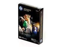 Fotopapír Advance HP 10x15cm lesk 100listů 250g 1ks
