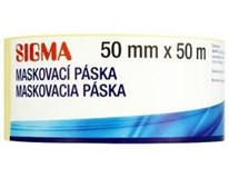 Páska maskovací Sigma 50mm x 50m 1ks