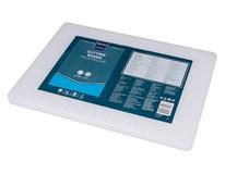 Deska krájecí Metro Professional 40x30x1,5cm bílá 1ks