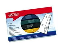 Rychlovazačové pásky mix barev 150ks