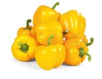 Paprika žlutá 70/80 I. čerstvá 1x500g fólie