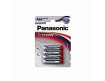 Baterie Panasonic Everyday LR03EPS AAA 4ks